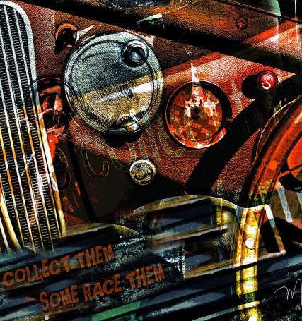 OLDTIMER PHOTO ART