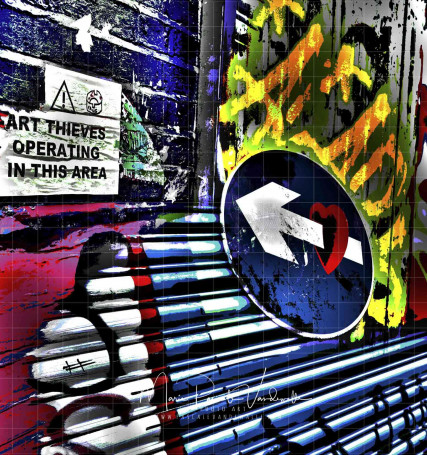 streetart photo art