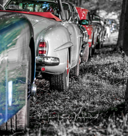 oldtimers and classic cars