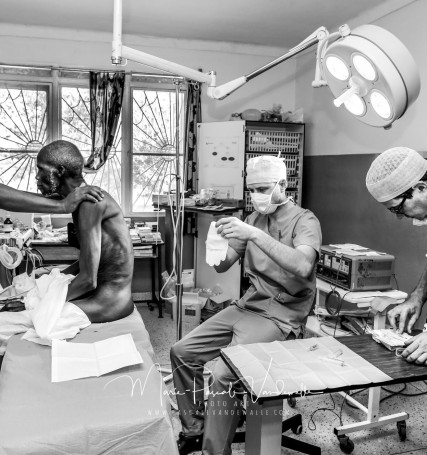 reportage medical mission Uganda
