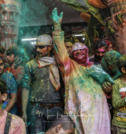 travel HOLI india