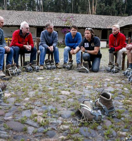 reportage TRIAS NGO expedition ecuador