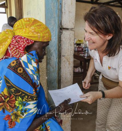 reportage medical mission Uganda