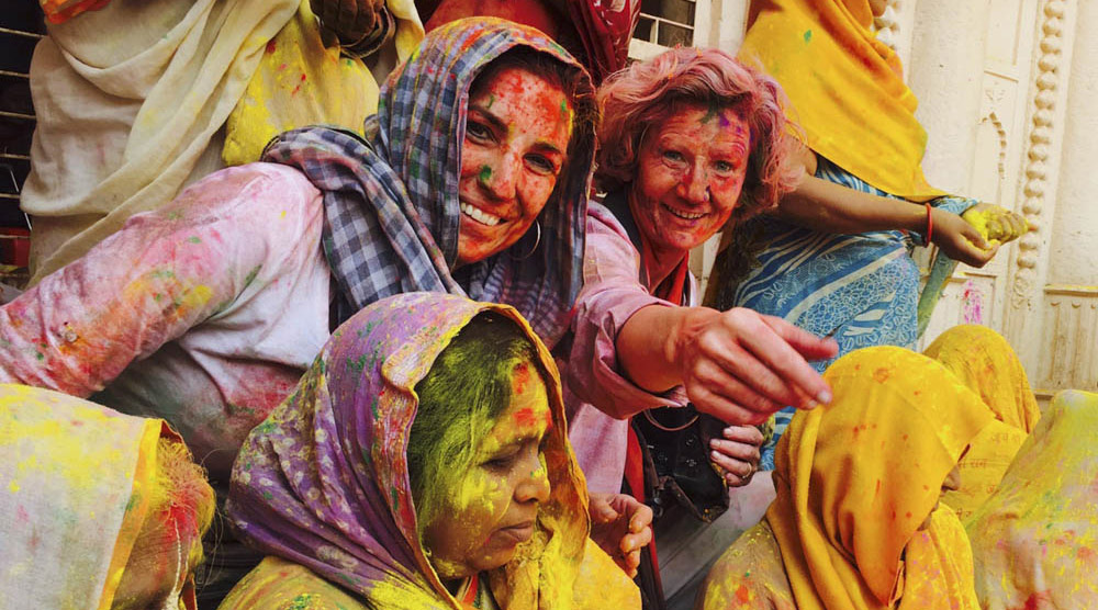 The Great Indian Holi