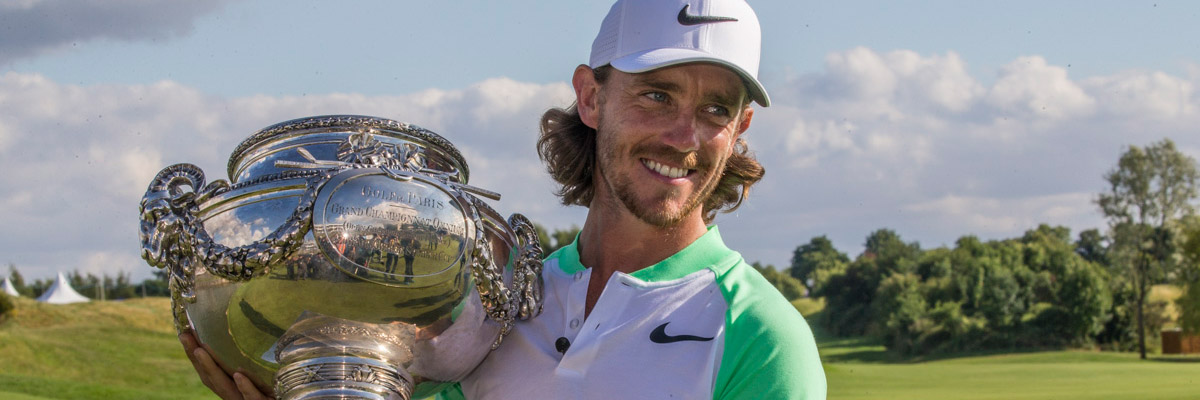 Tommy Fleedwood Wins Open De France 2017