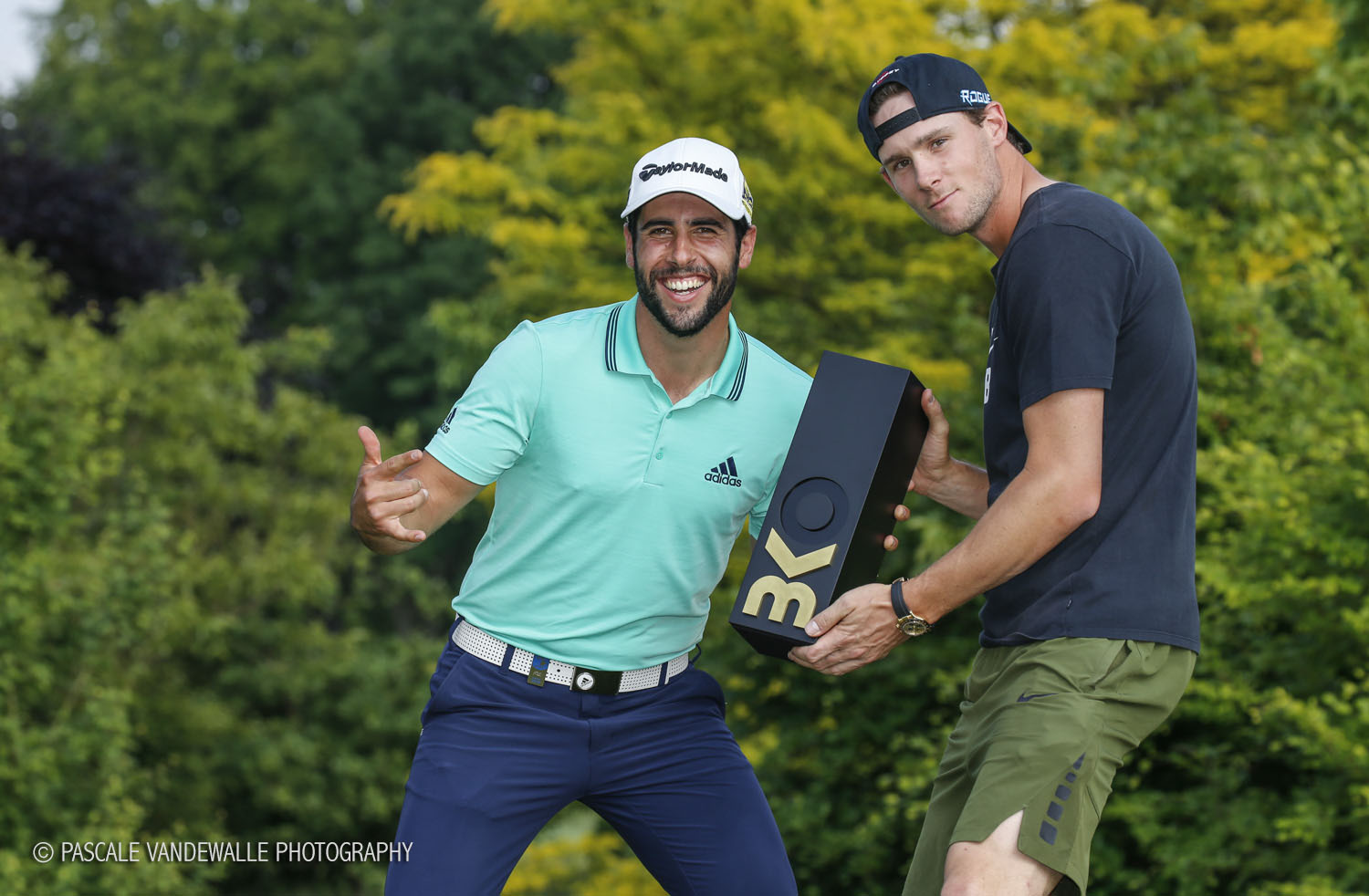 BELGIAN KNOCKOUT 2018 hosted by THOMAS PIETERS