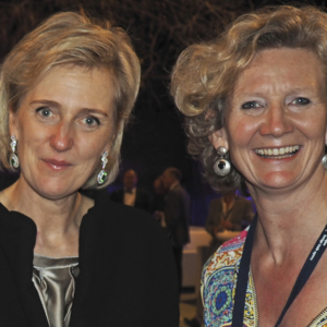 Princesse Astrid and Marie Pascale