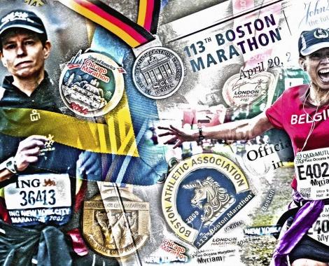 marathon queen