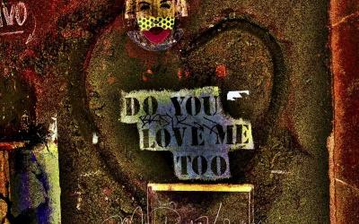 graffiti, street photo art, love